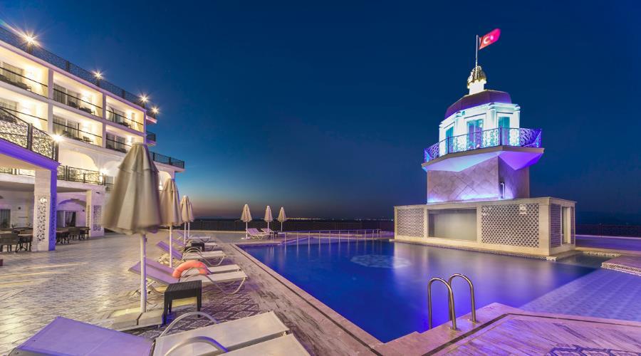 The Qasr Bodrum Resort