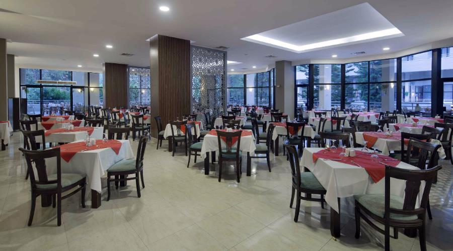 Tacun Nisa Resort Tekirova