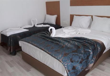<div><br></div><div>1 cift kisilik yatak 1 tek kisilik yatak<br></div>